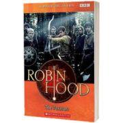 Robin Hood. The Taxman Plus Audio CD, Fiona Beddall, SCHOLASTIC