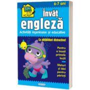 Scoala acasa - Invat engleza (6-7 ani), Girasol