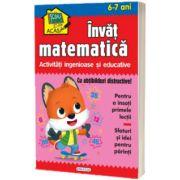 Scoala acasa - Invat matematica (6-7 ani), Girasol