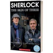Sherlock. The Sign of Three, Fiona Beddall, SCHOLASTIC