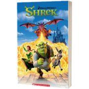 Shrek 1. Audio CD, Anne Hughes, SCHOLASTIC