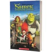 Shrek Forever After and Audio CD, Anne Hughes, SCHOLASTIC