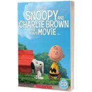 Snoopy and Charlie Brown. The Peanuts Movie, Fiona Davis, SCHOLASTIC