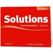 Solutions. Pre-Intermediate. Class Audio CDs (3 Discs)