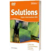Solutions. Upper-Intermediate. DVD-ROM
