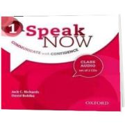 Speak Now 1. Class Audio CDs