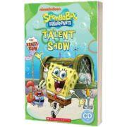 SpongeBob Squarepants. Talent Show, Michael Watts, SCHOLASTIC