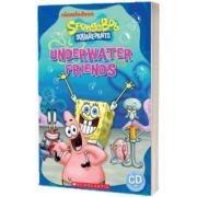 Spongebob Squarepants. Underwater Friends, Jacquie Bloese, SCHOLASTIC