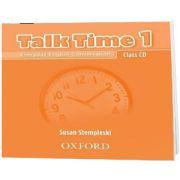 Talk Time 1. Class CD, Susan Stempleski, Oxford
