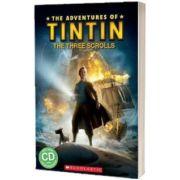 The Adventures of Tintin. The Three Scrolls, Paul Shipton, SCHOLASTIC