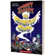 The Graffiti Ghost Audio Pack, Angela Salt, SCHOLASTIC