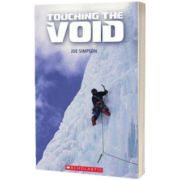 Touching the Void audio pack, Joe Simpson, SCHOLASTIC