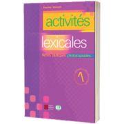Activites lexicales. Volume 1, Electre Vincent, ELI