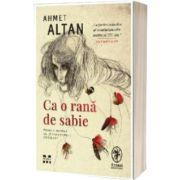 Ca o rana de sabie, Ahmet Altan, Pandora-M