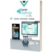 Cod digibooks app. On screen C1 Caiet si gramatica, Jenny Dooley, Express Publishing