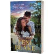 Curajul unui nou inceput, Lexi Blake, Lira