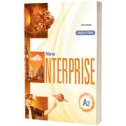 Curs limba engleza New Enterprise A2. Manualul Profesorului, Jenny Dooley, Express Publishing