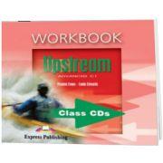 Curs limba engleza Upstream Advanced Audio CD la caietul elevului. Editie veche