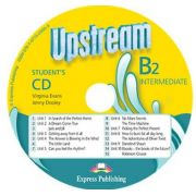 Curs limba engleza Upstream Intermediate B2 Audio CD (revizuit 2015)