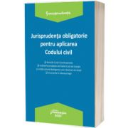 Jurisprudenta obligatorie pentru aplicarea Codului civil. Actualizata 20 ianuarie 2020, Hamangiu
