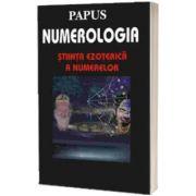 Numerologia - stiinta ezoterica a numerelor - PAPUS - Antet