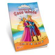 Povestea celor sase lebede. Carte de colorat