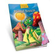 Printul Broscoi - Povesti de colorat