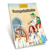 Rumpelstiltskin - Povesti de colorat