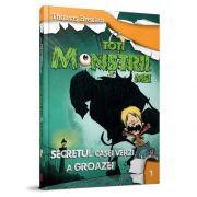 Secretul casei verzi a groazei - Toti monstrii mei