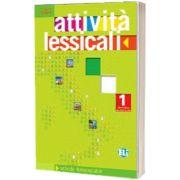 Attivita lessicali. Volume 1, Anthony Mollica, ELI