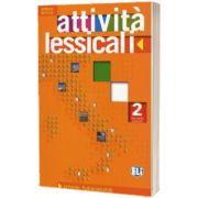 Attivita lessicali. Volume 2, Anthony Mollica, ELI