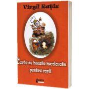 Carte de bucate necolorate pentru copii, Virgil Ratiu, LIMES