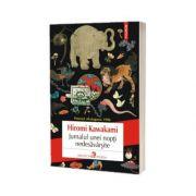 Jurnalul unei nopti nedesavarsite - Traducere din limba japoneza de Diana Tihan
