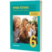 Tipare textuale. Strategii de receptare si redactare. Clasa a VI-a, Adrian Romonti, BOOKLET