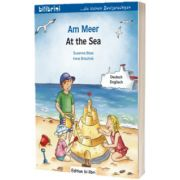 Am Meer Kinderbuch. Deutsch-Englisch, Susanne Bose, HUEBER