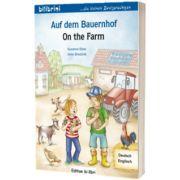 Auf dem Bauernhof Kinderbuch. Deutsch-Englisch, Susanne Bose, HUEBER