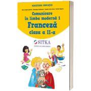 Comunicare in limba moderna 1 Franceza manual, clasa a II-a, M. A. Apicella, Sitka