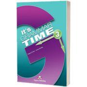 Curs de gramatica limba engleza It's Grammar Time 3. Manualul elevului