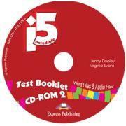 Curs limba engleza Incredible 5. 2 Teste CD