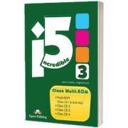 Curs limba engleza Incredible 5. 3 Class multi-ROM