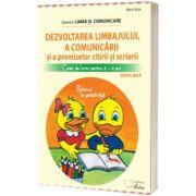 Dezvoltarea limbajului si a comunicarii, caiet de lucru pentru 3-4 ani, Valeria Cinca, CABA