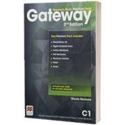 Gateway 2nd edition C1 Teachers Book Premium Pack