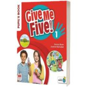 Give Me Five! Level 1 Pupils Book Basics Pack