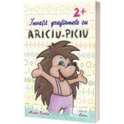Invata grafismele cu Ariciu Piciu, 2 ani plus, Maria Verdes, CABA