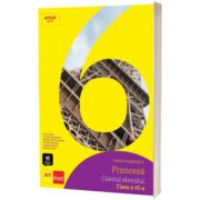 Limba moderna 2, Franceza, caietul elevului clasa a VI-a