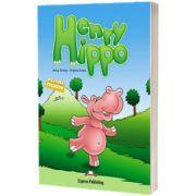 Literatura adaptata pentru copii. Henry Hippo cu MULTI-ROM