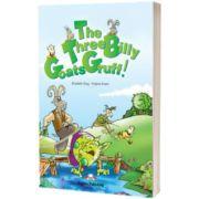 Literatura adaptata pentru copii. The Three Billy Goats Gruff. Cartea profesorului