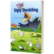 Literatura adaptata pentru copii. The Ugly Ducking set cu multi-Rom