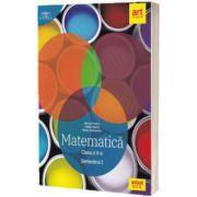 Matematica, auxiliar pentru clasa a V-a, semestrul I. Clubul matematicienilor, Marius Perianu, ART GRUP EDUCATIONAL