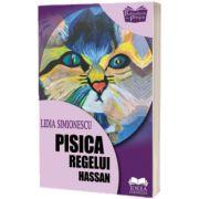 Pisica regelui Hassan, Lidia Simionescu, IDEEA EUROPEANA